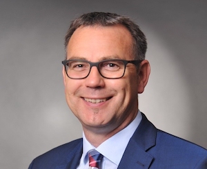 Rüdiger Theobald von BASF 3D Printing Solutions im Gespräch